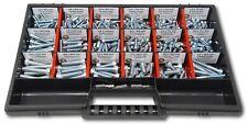 Zylinderkopfschrauben Sortiment M4-M5-M6 // 8mm-40mm 375 tlg. SchraubenboxDIN912