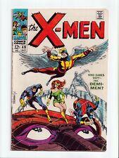 New listing X-Men #49 1st Appearance Polaris Lorna Dane Silver Age Marvel Comics 1968 Vg