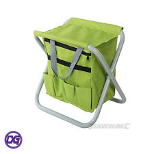 Folding Seat Stool Suitable for Gardening, Camping, Music Festivals and Fishing