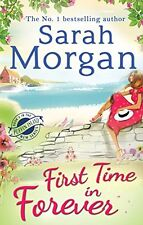 First Time in Forever (Puffin Island trilogy, Book 1),Sarah Morgan