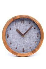 Rustic Primitive Wall Clocks For Sale Ebay