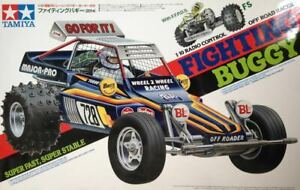 Tamiya 47304 1/10 RC 2WD Off Road Racer Fighting Buggy (2014) 84389 Super Champ