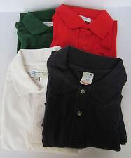 Markenlose Herren-Poloshirts aus Baumwollmischung