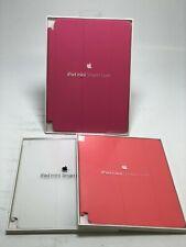 Genuine OEM APPLE iPad Mini Smart Cover - Magnetic Hinge    White / Coral / Pink