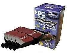 EBC ULTIMAX DP675 REAR BRAKE PAD SET Vauxhall Omega 94>/Vectra95-02/Carlton/Saab