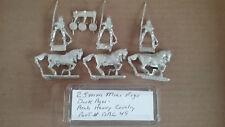 25mm Mini Figs Dark Ages Arab Heavy Cavalry