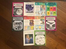 Lot Homeschool Teacher Lesson Plans Novel Studies Book Clubs