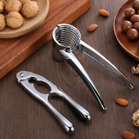 KQ_ HN- Multifunctional Nut Cracker Sheller Walnut Cracker Stainless Steel Nutcr