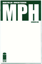 MPH #1 - Cover C - Blank Variant - NM/Unread Comic Book! - Mark Millar!