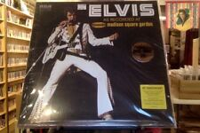 Elvis Presley as Recorded at Madison Square Garden 2xLP sealed 180 gm vinyl