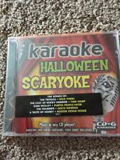 DJ's Choice Karaoke Scaryoke by DJ's Choice (CD, Apr-2003, Turn Up the Music)