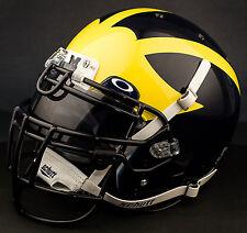 MICHIGAN WOLVERINES Football Helmet