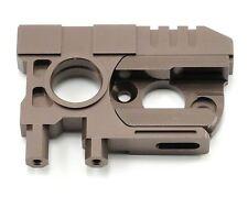 "Supporto motore ""Gun Metallo"" Kyosho MP9e TKI/ Inferno VE IF501"