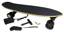 Skateboard Elettrico, Skateboard con Telecomando,Skateboard tavola in legno