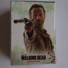 The Walking Dead season 3 part 1 full 72 card base set