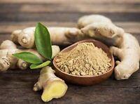 GINGER POWDER Sri Lankan Spice HEARB TEA Premium Quality 200g from  CEYLON