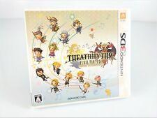 Theatrhythm Final Fantasy Nintendo 3DS JAP Japan