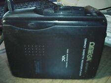Da Collezione Retrò Omega ad attivazione vocale portatile registratore a cassette REPORTER 1