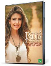 PAULA FERNANDES DVD = Encontros Pelo Caminho 17 tks DUETS sertanejo SHANIA TWAIN