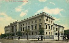 U S Mint New Building Philadelphia Pennsylvania PA pm 1911 Postcard