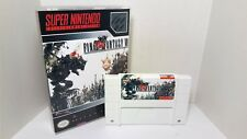 Final Fantasy VI 6 - English SNES Translation NTSC - White Cartridge FF