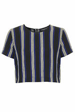 Topshop Blouse Crew Neck Tops & Shirts for Women