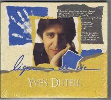 CD NEUF YVES DUTEIL LIGNES DE VIE