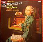 DANIEL BARENBOIM/ENGLISH CHAMBER ORCHESTRA concertos 21/27 piano MOZART LP 1969+