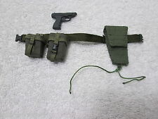 Aliens USCM Corporal Hicks Belt w/Holster & Pistol 1/6 Scale MMS 103 - Hot Toys