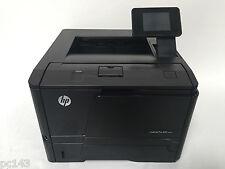 Hp Laserjet 400 M401DN Stampante Duplex N. Toner Incluso Conteggio Pagine: 64215