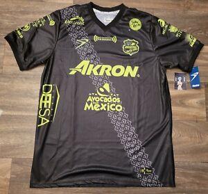 NWT Keuka Atletico Morelia 20/21 Third Jersey Size Medium Authentic