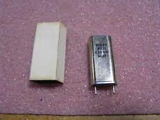 Bliley Crystal Quartz # 924A211 Nsn: 5955-00-070-7008 9.58 Khz ( B931)
