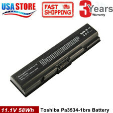 PA3534U-1BRS Battery For TOSHIBA Satellite L455 L500 L505 L550 L555 M200 PC