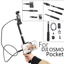 Selfie Stick Tripod Mount Phone Extension Rod Holder For DJI OSMO Pocket New
