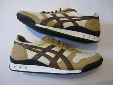 NEW Asics Onitsuka Tiger Ultimate 81 CV mens shoe off white brown sneakers 9 US