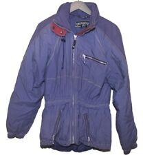 Obermeyer On Line Purple Thermolite Ski Winter Jacket Womens Sz 10