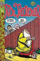 MR. NATURAL  2  1971  FIRST PRINTING  R CRUMB  SAN FRANCISCO COMIC BOOK COMPANY