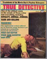 ORIGINAL Vintage March 1968 True Detective Magazine GGA