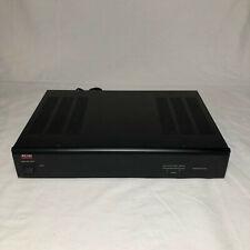 Adcom GFA-535 II 2 Channel Power Amplifier