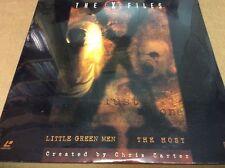 X-Files: Little Green Men/The Host Laserdisc Duchovny SEALED BRAND NEW