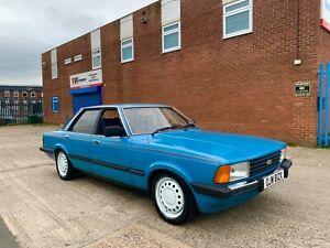 1982 Ford Cortina 2.0 GL - GENUINE LOW MILEAGE + MOT JUNE 2022