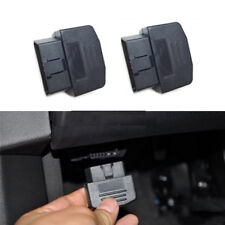 Universal 16 Pin OBD2 Male Connector Cable Adapter Terminal Diagnostic Tool Top