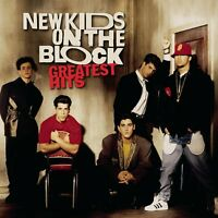 NEW KIDS ON THE BLOCK - GREATEST HITS CD ~ SEP BY STEP +++++ BEST OF NKOTB *NEW*
