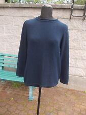 CP COMPANY Maglia - pullover - unisex Cotone  - colore blu - tg. S