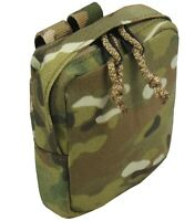 Pouch Case molle pals small MULTICAM PAINTBALL airsoft bag od Waterproof
