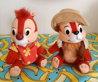 Walt Disney Chip N Dale Plush 8 Inch Toy. Never Used