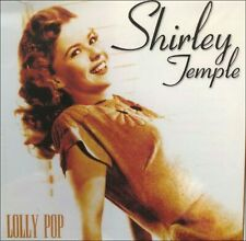 SHIRLEY TEMPLE * 16 Greatest Hits *  New CD * Lolly Pop