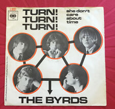 "Original 45 Dutch ""Turn! Turn! Turn , the Byrds"