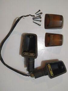 SUZUKI RGV250 1991 used (M) (E01 E02 E04 E21 E22 E24 E34) TURN SIGNAL LAMP
