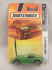 Matchbox  Sports Cars  TVR Tuscan S  Green  NOC 1:64 scale  (517) M5315